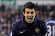 Strain with Fabregas, Wenger worried