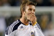 Beckham still pore as a substitute for LA Galaxy