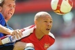 Wenger hopes of Gibbs injury is mild