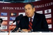 Houllier does not have a contract with Aston Villa