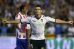 Valencia Atletico stopped to top