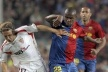 Abidal questionable for the match with Athletic Bilbao