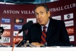 Houllier finally signed with Aston Villa