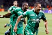St Etienne and Lyon would lead Ligue 1