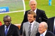 Beckham does everything in its power to lead 2018 World Cup in England