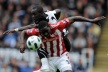 Stoke City drew Newcastle at St James Park