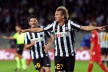 Krasits a hat-trick for Juve against Cagliari