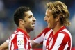 Atletico M climbed three points of leaders in Spain
