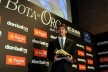 Lionel Messi receives Golden Boot