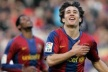 Barcelona offer new contract to Bojan