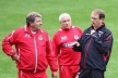 Wales coach: We are not afraid, no doubt, do not hesitate