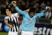 Spoke attacked Serbian goalkeeper