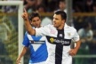 Bojinov is back in the starting line-up of Parma