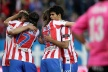 Atletico hit Getafe
