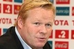 Koeman is looking for new challenge