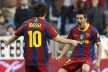 Messi bring three new points of Barca