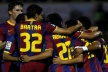 Unlike Real, Barca reserves coped with Ceuta