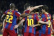 Barcelona defeated Sevilla