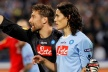 Napoli throws Cavani Liverpool