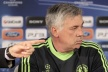 Ancelotti: Carol is a great striker, but must work hard