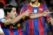 Reservations Barca scored 5 of Ceuta and continue for the Cup
