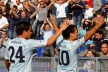 Lazio shrank them up to Napa and lead in Serie A