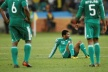 Canceled a friendly match between Nigeria and Iran