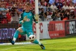 United closer to the young goalkeeper Atletico