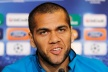 Dani Alves left, after he figured out a new contract with Barca?