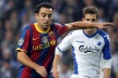Platini: Xavi must take Ballon