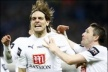 Woodgate is back in the game for Spurs