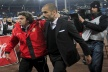 Almeria sacked their coach after the defeat of Barca