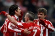 Bayern took a breath after 4:1 against Eintracht, humiliate Kaiserslautern Schalke - 5:0