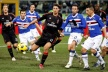 Milan failed to beat Sampdoria