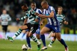 Sporting interrupted series of four consecutive wins Porto