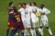 Only a match penalty for vandalism of Sergio Ramos in Camp Nou