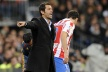 Quique Sanchez Flores burned for two games