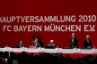 Bayern Munich reported a profit of nearly 3 million euros