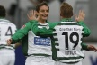 Assen Karaslavov a whole match Groyter Fürth victory in defeat