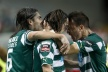 Sporting returned to third place in the Portuguese championship