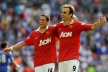 Chicharito: I am here to learn from Berbatov