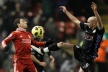Liverpool's Gerard Houllier met with three goals in the door of the Villa