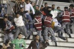 VIDEO: 250 people were injured in clashes between football fans in Jordan