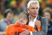 Van Marvayk considering leaving the Dutch national team after Euro 2012