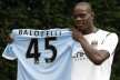 Mario Balotelli was voted best young player in Europe