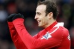 Dimitar Berbatov - a transfer target for Real Madrid and
