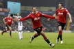 Manchester United pulled three points against West Brom