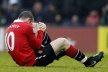 Rooney may be absent from the pitch two weeks