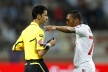 Robinho doubt for next game after a collision with a television camera
