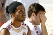 Blackburn said that Ronaldinho's brother lying